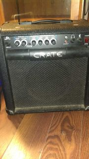 Crate 15W Guitar Amp