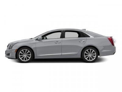2016 Cadillac XTS 3.6L V6 (Radiant Silver Metallic)