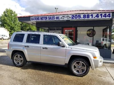 2009 Jeep Patriot Sport (Silver)