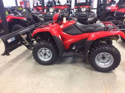 2013 Honda FourTrax Foreman 4x4 ES with EPS ATV Utility Littleton, NH