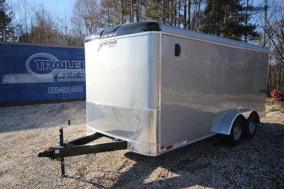 2018 Homesteader Trailers HERCULES 7 x 16ft Ramp Door Cargo