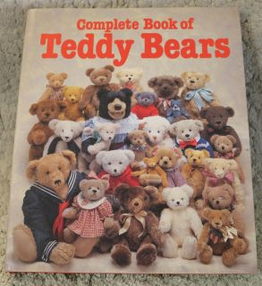 Complete Book of Teddy Bears
