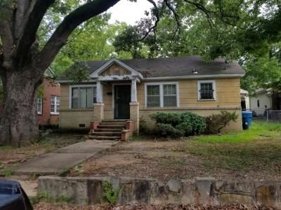 3 Bed 1 Bath Foreclosure Property in Little Rock, AR 72204 - Johnson St