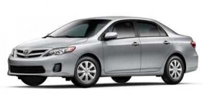 2012 Toyota Corolla Base ()
