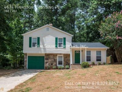 4674 Hairston Crossing Pl - 3 beds, 2 full baths