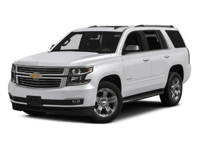 2016 Chevrolet Tahoe LTZ (Tungsten Metallic)
