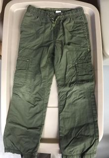 Size 7 lined pants