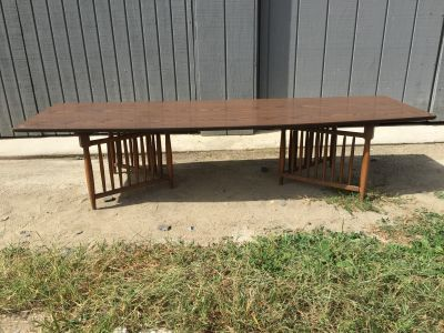 MCM Surf Coffee Table with laminate top