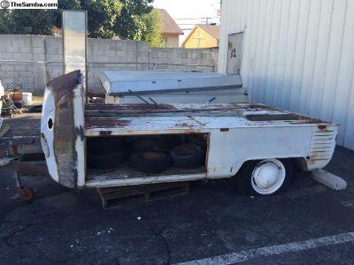 1964 Singlecab trailer