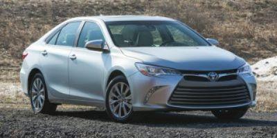 2017 Toyota Camry L (Gray)