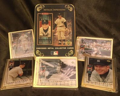 Mickey Mantle Collectible