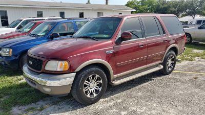 2000 Ford Expedition Eddie Bauer (Maroon)