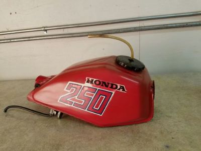 Find 1981 82 Honda 250R ATC fuel tank and cap motorcycle in West Plains, Missouri, United States, for US $79.00