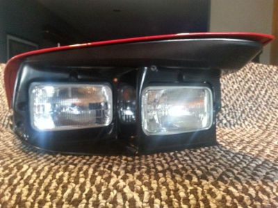 Buy 1999 PONTIAC FIREBIRD HEADLIGHT ASSEMBLY OEM PASSENGER SIDE WITH LID motorcycle in Milwaukee, Wisconsin, US, for US $95.00