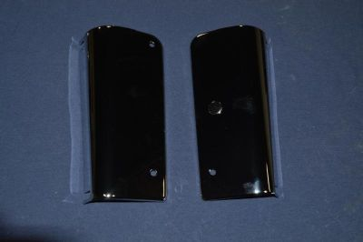 Purchase HARLEY DAVIDSON OEM CHROME FORK COVER KIT-66441-05 motorcycle in Glendale Heights, Illinois, US, for US $40.00