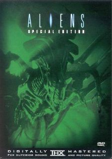 Aliens, Christmas Vacation, What about Bob DVDs