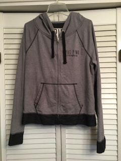 Victoria's Secret MED hoodie...worn maybe once, too big for me!