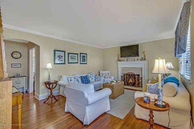 47 8th Avenue Seaside Park Two BR, Ocean Block Cape Cod with