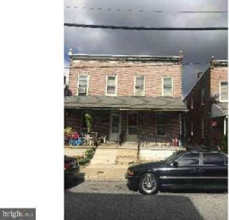 213 Madison St Coatesville Two BR, Brick twin home located on