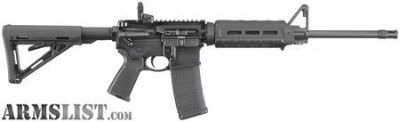 For Sale: Ruger AR556 Magpul Edition 5.56 New in Box