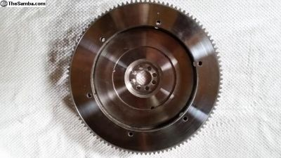 Flywheel Forged 180mm with 8 dowels 6V 6 Volts