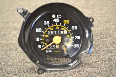 Find 80-92 PLASTIC NEEDLE CHEVY GMC TRUCK SUBURBAN BLAZER SPEEDOMETER GAUGE motorcycle in Lancaster, California, United States, for US $54.00