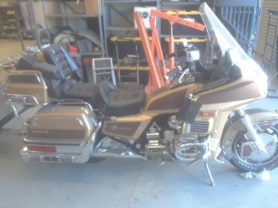 1985 Honda GOLD WING 1200 LIMITED EDITION