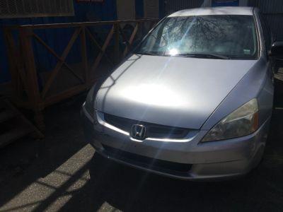 2003 Honda Accord DX (Gray)