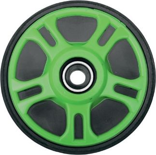 Sell Parts Unlimited Green Idler Wheel w/Bearing R6380T-2-305B 4702-0056 motorcycle in Loudon, Tennessee, United States, for US $24.95