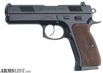 For Sale: CZ-USA CZ 97 B 45 ACP