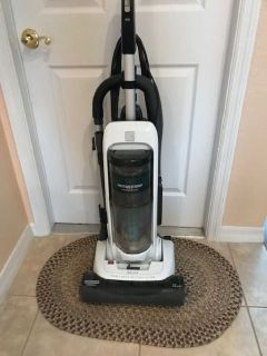 Kenmore Upright Bagless Vacuum with attachments