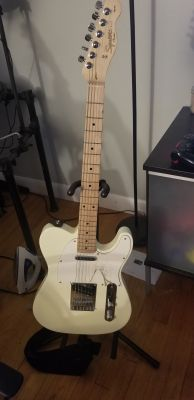 Fender squier electric guitar