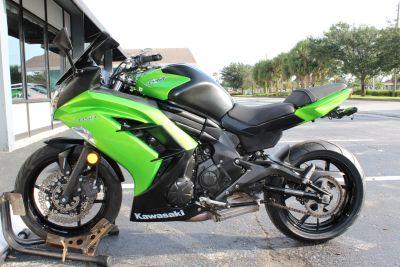 2014 Kawasaki Ninja 650 ABS Sport Motorcycles Lake Park, FL