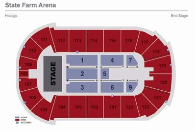 $750, One George Strait Ticket  FLOOR 1 ROW 7