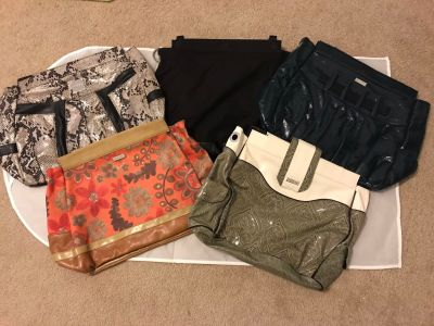 Miche Prima base + 4 New Covers (ALL NEVER USED)
