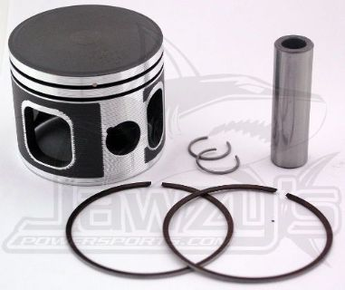 Buy Wiseco Piston Kit 3.030 in OMC/Johnson/Evinrude 75 HP 1975-1988 motorcycle in Hinckley, Ohio, United States, for US $56.27