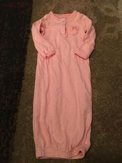 Carters os sleepsack - ppu (near old chemstrand & 29) or PU @ the Marcus Pointe Thrift Store (on W st)
