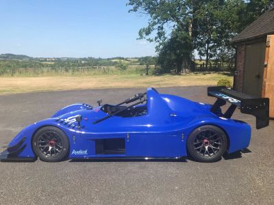 Radical SR3 RS Chassis 550