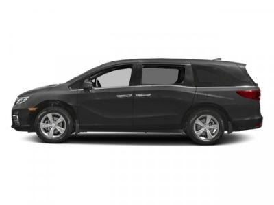2018 Honda Odyssey EX-L (Crystal Black Pearl)