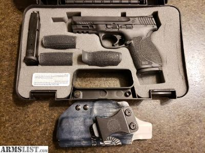 For Sale/Trade: M&P 2.0 Compact