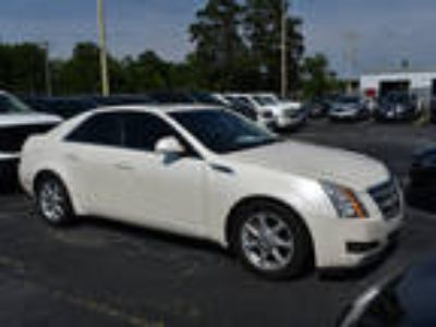2008 Cadillac CTS White, 103K miles