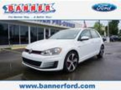used 2017 Volkswagen GTI for sale.