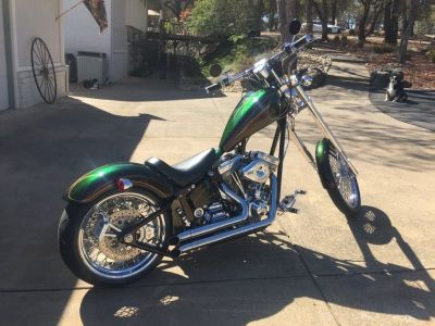 Independence Soft tail chopper