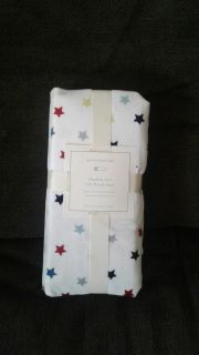 Pottery Barn Baby Crib Fitted Sheet
