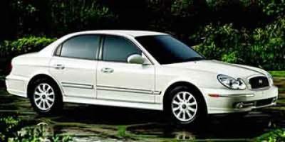 2002 Hyundai Sonata GLS ()