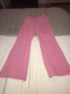 VGUC PAIR OF GIRLS LAND S END 6x PANTS