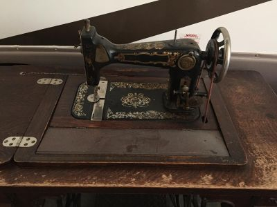 Pedal Operated Sewing Machine