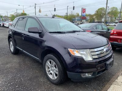 2007 Ford Edge SEL (Black Clearcoat)