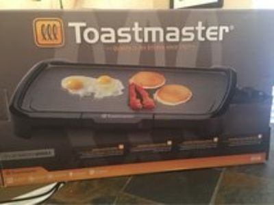 New Toastmaster Griddle 10x20