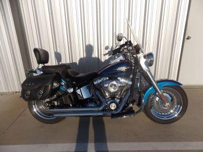 2010 Harley-Davidson Softail Fat Boy Cruiser Motorcycles Springtown, TX